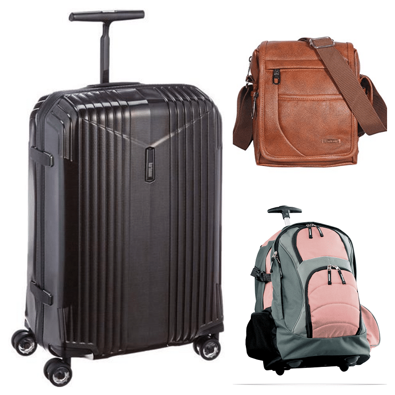 Types of Travel Luggages