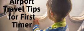 Airport Travel Tips for First Timer